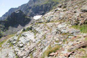 Sentier de la mine de la Mail de Bulard (2300m)