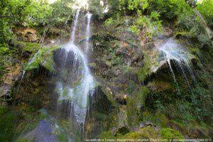 Roquefort-les-Cascades - Cascades de la Turasse