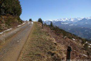Route de Calamane (1050m)