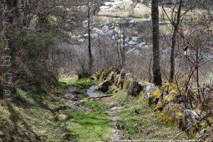 Chemin de Goulier (1200m)