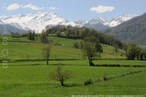 Mail de Bulard vue de Cescau (570m)