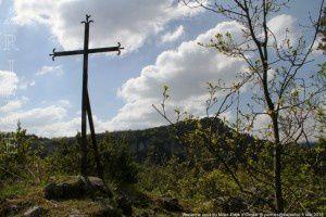 Ancienne croix du Millet