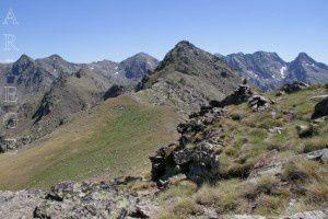 Pic de Caraussans (2709m)