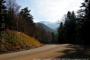 Pla de la Galine - Route des Monts d'Olmes