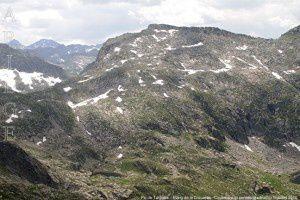 Pic de  Turguilla - Etang de la Crouzette