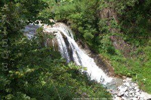 Cascade du ruisseau d'Estats (1300m)