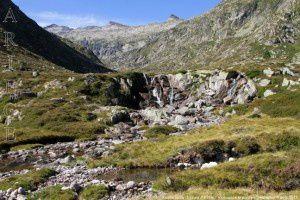 Ruisseau de l'Escale (1690m)