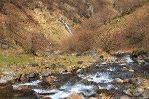 Ruisseau d'Ossèse (990m)