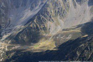 Jasse de Delà du pic d'Ouxis (2510m)