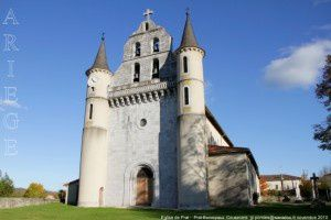 Eglise de Prat - Prat-Bonrepaux