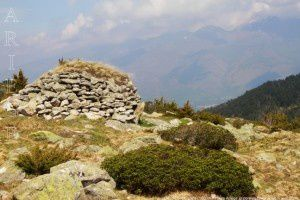 Orri de Bretounels (1800m)