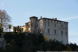Château de Prat - Prat-Bonrepaux