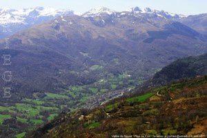 Vallée de Saurat