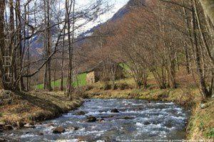 Ruisseau d'Ossèse (850m)