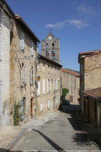 Rue du Château - La Bastide de Sérou