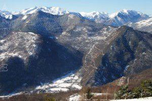 Vallée de Siguer - Gestiès - Siguer - Lercoul