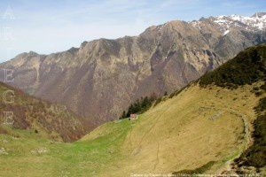 Cabane du Trapech du Milieu (1540m)