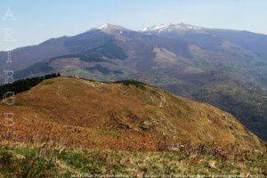 Mont Fourcat - Pic de Saint-Bartthélemy - Roc du Taus (1182m)