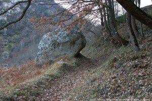 Sentier de Génat