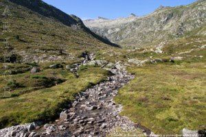 Ruisseau de l'Escale (1647m)