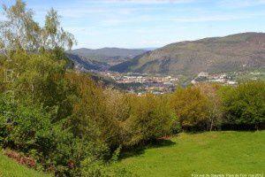 Foix vue de Stagnels