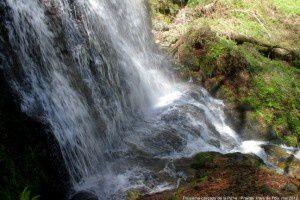 Troisième cascade de la Piche