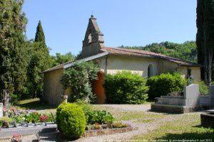 Eglise Saint-Vincent - Péreille d'En-Bas