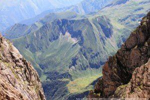 Aula vu du col du Faustin (2651m)