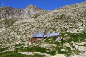 Refuge des Estagnous (2445m)