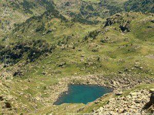 Etang de Thoumasset (2270m)