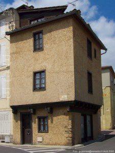 Foix - Rue d'Albret