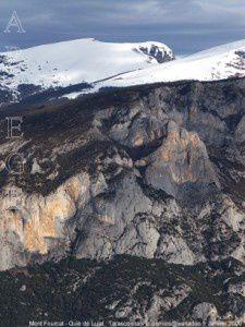 Mont Fourcat - Quié de Lujat