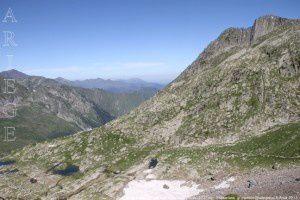 Cap de Pouech (2483m) - Les Estagnous (2237m)