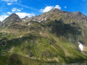 Pic de l'Aspre (2744m)