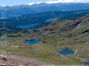 Lac des Bouillouses (2016m) - Pyrénées Orientales
