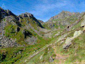 Coume du Four - Portaneille de Gnioure (2150m)