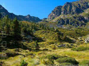 Vallée de Calvière (1900m)