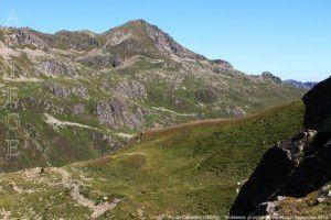 Pic de Cabaillère (2555m)