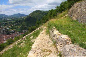 Les terrasses du Pech de Foix