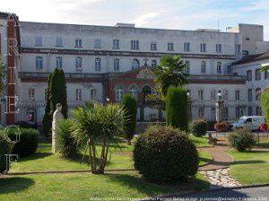Ancien hôpital Saint-Vincent - Loumet - Pamiers