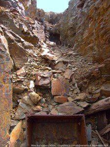Mine du Fourcail (2400m)