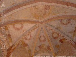 Eglise romane Sainte-Suzanne