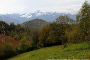 Plateau de Guirel (950m)