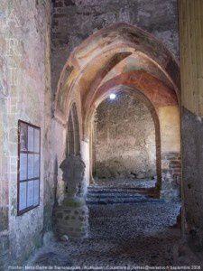 Porche - Notre-Dame de Tramesaygues - Audressein
