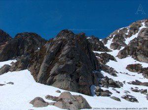 Porteille d'Orlu (2403m)