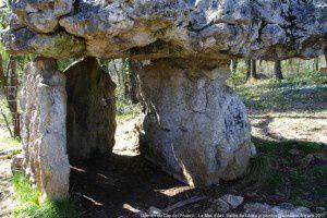 Dolmen du Cap del Pouech