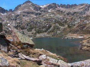 Etang de Sisca (2189m)