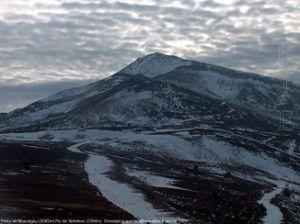 Picou du Mounégou (2090m) - Pic de Tarbésou (2354m)