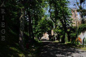 Montée au Castella - Pamiers