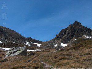 Porteille du Sisca (2440m)